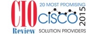 Top 20 Cisco Solution Companies - 2015