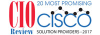 Top 20 Cisco Solution Companies - 2017